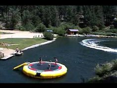 A Day At Waltons Grizzly Lodge - California Summer Camp