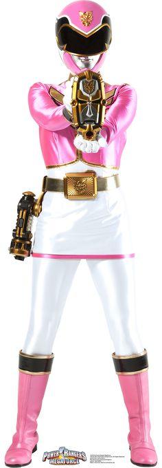 Eri / Gosei Pink (Tensou Sentai Goseiger) Emma Goodall ...