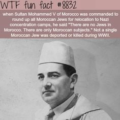Sultan Mohammed V - WTF fun facts