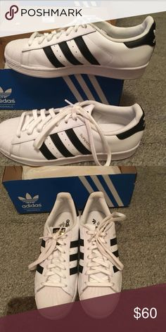 Adidas AllStars They only been worn twice adidas Shoes Sneakers