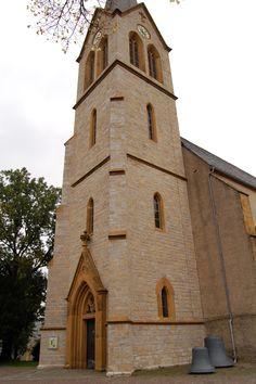 Stadt Bielefeld - Turm von der Stiftkirche