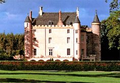 Balnagowan Castle Scotland- traditional seat of the clan Ross of Cromarty      David 12th of Balnagowan, 7th great grandfather