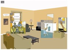 Chris Ware on Here by Richard McGuire – a game-changing graphic novel