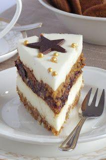 Sweet Desserts, Just Desserts, Delicious Desserts, Mini Cakes, Cupcake Cakes, Cake Cookies, Easy Cake Decorating, My Dessert, Polish Recipes