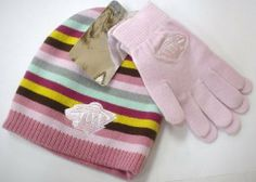 Minnesota Wild Knit Hat & Gloves Nhl Adult Set by NHL. $10.99. HAT. GLOVES. THIS SET HAS A STRIPED KNIT 100% ACRYLIC HAT AND PINK ACRYLIC AND SPANDEX GLOVES. THE TEAM LOGO IS EMBROIDERED ON EACH PIECE.