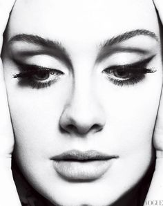 Adele is truly an amazing talent and a beautiful woman. Description from pinterest.com. I searched for this on bing.com/images