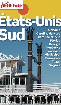 """""""Etats-Unis Sud"""", Guide Voyage Petit Futé, en version numérique,9,99€, disponible sur www.page2ebooks.com ...et toujours le plaisir de lire !"""
