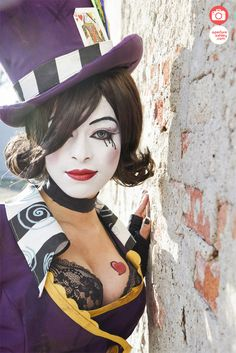 Mad Moxxi: Hey There, Sugar by Enasni-V.deviantart.com