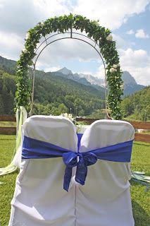 Hochzeit in Garmisch