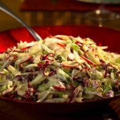 Red White Salad-Healthy Diabetic Recipes