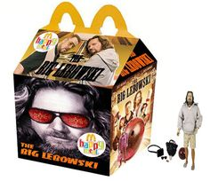 The Big Lebowski Happy Meal