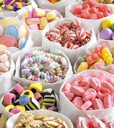 les bonbons..   Pinterest : @maaaeva                                                                                                                                                                                 Plus