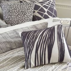 kelly wearstler | dune panache pillow. | {pillows & textiles