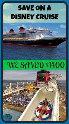 Save Money On A Disney Cruise!!!  #holiday