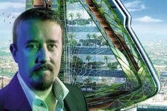 Vincent Callebaut To Transform Paris Into A Smart City By 2050
