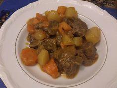 Receta del día: estofado de ternera | Cocinar en casa es facilisimo.com