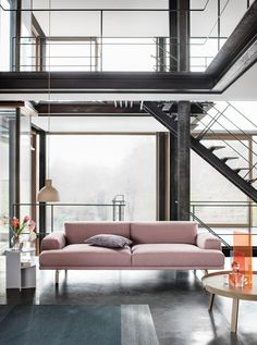 COMPOSE - Modern Scandinavian Design Sofa by Muuto - Muuto