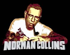 Norman Collins Stencil Deasign Graphic Art PopArt MAKE KOKS
