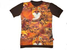 Damen * Fuchsy * T-Shirt Fox,Fuchs von Dee-Sign auf DaWanda.com