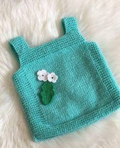 Kolay Bebek Jilesi Tarifi Baby Cardigan Knitting Pattern, Baby Knitting Patterns, Knitting Designs, Knitting Stitches, Crochet Patterns, Knitting For Kids, Knitting For Beginners, Knitted Blankets, Knitted Hats