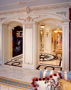 RoomReveal - Rittenhouse Square Penthouse by Eberlein Design by Barbara Eberlein