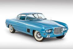1954 Dodge Firearrow III Sport Coupe by Ghia concept