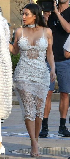Kimmie at Scott Disick birthday party May 2016.  Sexy dress!!!!