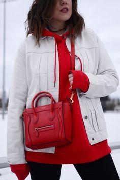 Celine nano cerise CovetandAcquire.com