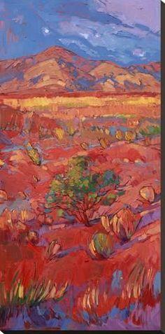 345 Best Desert Art Images Paintings Landscape