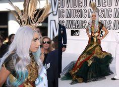 #CostumeDesign Perry Meek: #LadyGaga / Video Music Awards