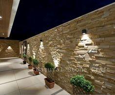 Manufacturer of Outdoor Tile - Exterior Wall Cladding, Stone Wall Cladding, Outdoor Wall Tiles and Outdoor Stone Tiles offered by Design Stone Industries, Jaipur, Rajasthan. Exterior Wall Tiles, Exterior Wall Design, Exterior Wall Cladding, Cladding Panels, Outdoor Stone, Outdoor Tiles, Fence Wall Design, Compound Wall Design, Walled Garden