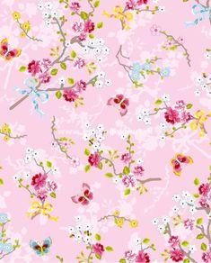 Eijffinger Pip Studio behang 386032 Chinese Rose Roze