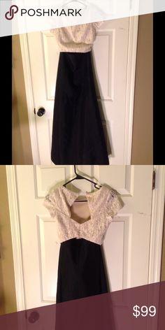 2 pieces dress Skirt size 6 shirt size 3 Dresses Prom