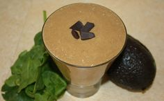 chocolate smoothie without the extra calories & sugar