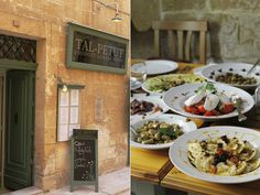 Red Bistro dines out at Tal-Petut, private dining in Birgu, Malta