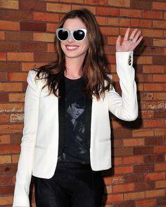 Weekend Wardrobe Muse: Anne Hathaway