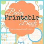 Printable Baby Book Pages