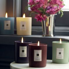 Jo Malone Scented Candles
