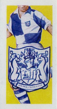 Bristol Rovers team card in Bristol Rovers Fc, Image Foot, Laws Of The Game, Association Football, Most Popular Sports, Scrapbooks, Fifa, 1950s, Soccer