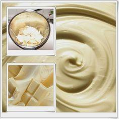 Le ricette di Valentina & Bimby: NUTELLA BIANCA