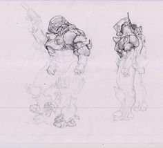 sketch heavy armor, Artem Simakov on ArtStation at https://www.artstation.com/artwork/sketch-ddb22cce-5d09-48cd-a0de-9fb709a87128
