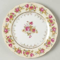 """9"""" round vegetable bowl the china pattern that i have - given to"""