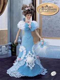 Вязаные крючком платья для кукол (информация из интернета) / Болталка / Разговоры на любые темы