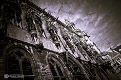 City hall Middelburg, The Netherlands