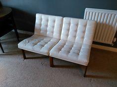 Vintage Danish France & Son 50s 60s moduline sofa chairs Classic design, CADO