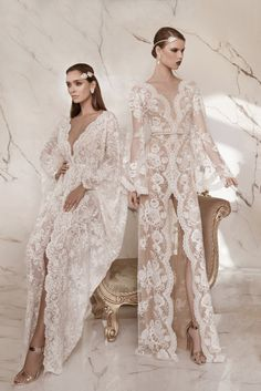 Fabulous Bridal Collection By Lior Charchy 2015 - fashionsy.com