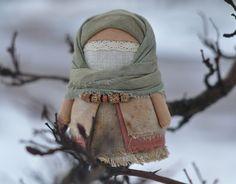 """Народные куклы ручной работы. Ярмарка Мастеров - ручная работа Крупеничка """"...жизнь среди ветвей"""".. Handmade."""