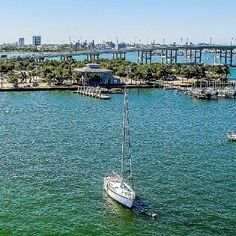 From @palmbeachesfl Tag your friends and follow us for more... Life's a boat.