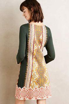 Lanka Tunic Dress - anthropologie.com