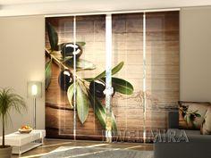 Set of 4 Panel Curtains Black Olive  #Wellmira #ModernCurtains #PanelCurtains #Curtains #JapaneseCurtains #Fotogardine #Schiebevorhang #Flächenvorhang #Schiebegardine #Black #Olive https://wellmira.com/collections/sets-of-4-panel-curtains/products/set-of-4-panel-curtains-black-olive?variant=25691924295